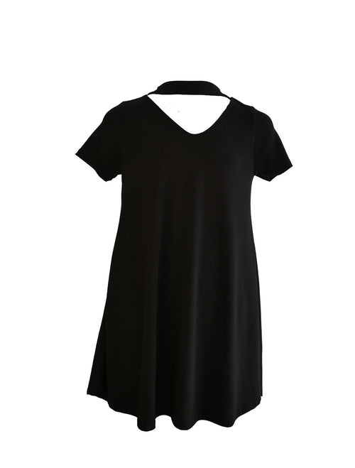 Cheryl Kids A-Line Choker Dress