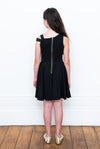 David Charles Asymmetric Dinner Dress
