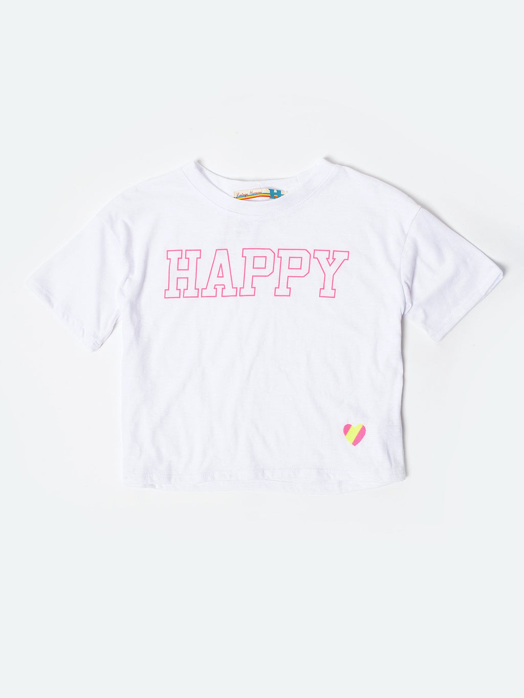 Vintage Havana Happy T-Shirt