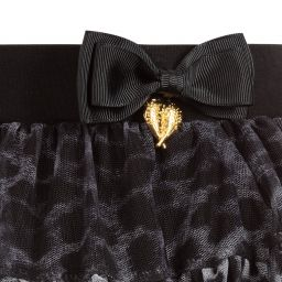 Angel's Face Leopard TuTu
