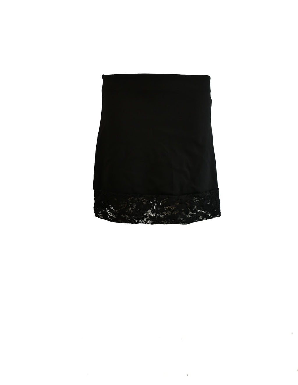 Cheryl Kids Lace Black Skirt