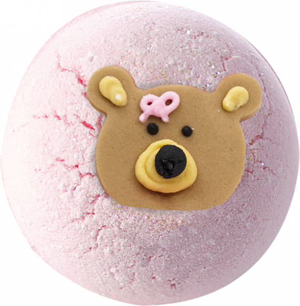 Bath Bomb Bear Necessities