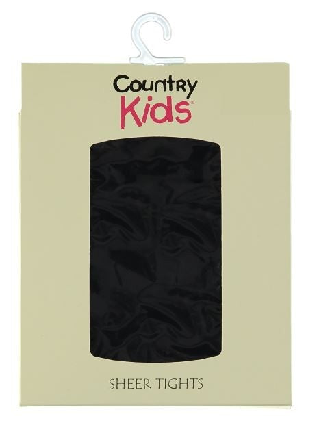 Country Kids Lycra Sheer Tights