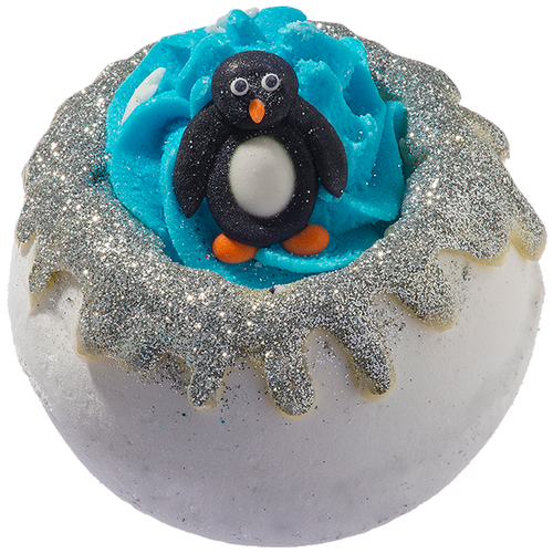 Bath Bomb Blaster Pick Up A Penguin
