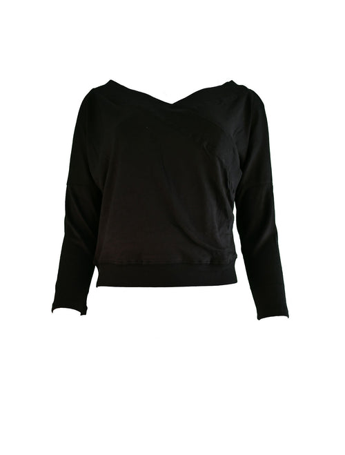 Hayden LA O/S Cropped Sweater