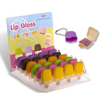 Lolly Lip Balm Display