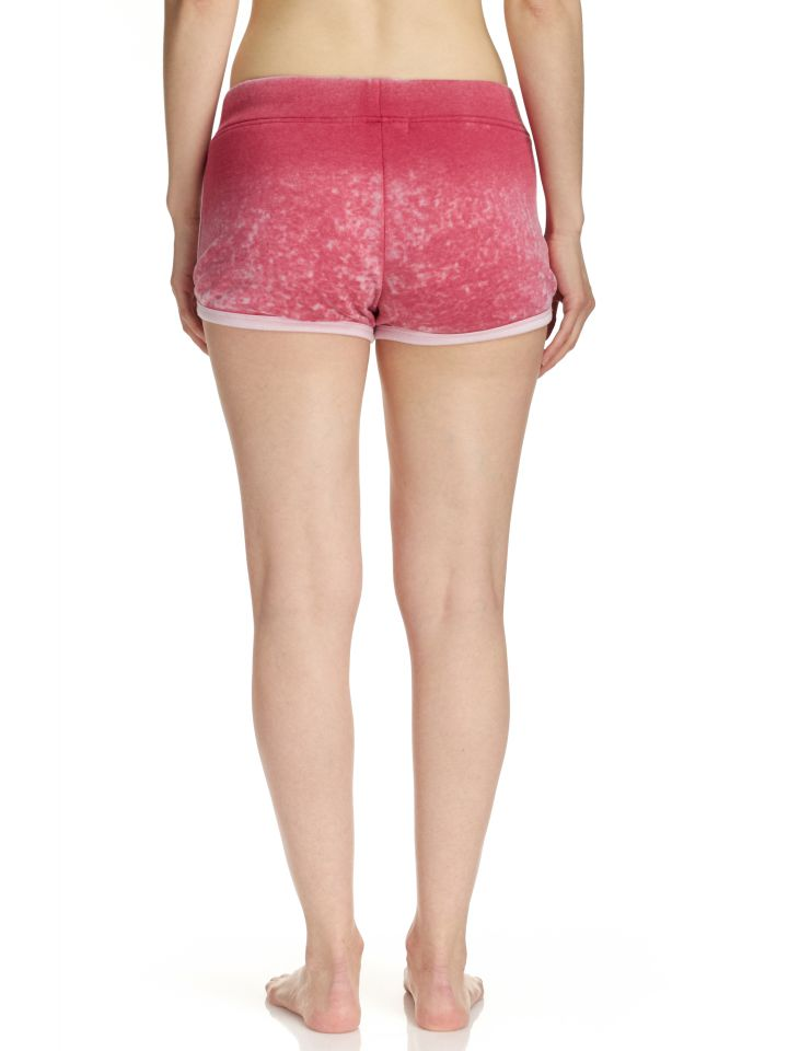Ocean Drive Burnout Contrast Piping Trim Shorts