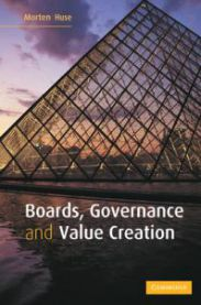Boards, Governance and Value Creation: The Human Side of Corporate Governance