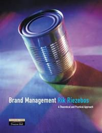 Brand Management: A Theoretical & Practical Approach