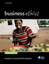 Business Ethics: Managing Corporate Citizenship and Sustainability in the Age…