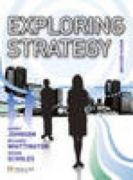 Exploring Strategy Text Only Plus MyStrategyLab and the Strategy Experience S…