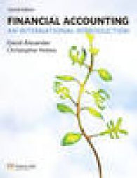 Financial Accounting: An International Introduction