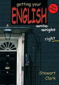 Getting your English right