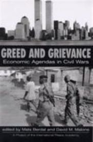 Greed & Grievance: Economic Agendas in Civil Wars