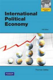 International Political Economy: International Edition