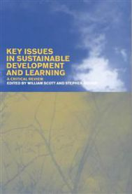 Key Issues in Sustainable Development and Learning: A Critical Review