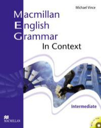 Macmillan English Grammar in Context Intermediate without Key and CD-ROM Pack