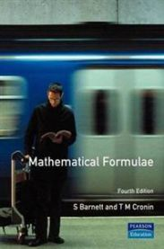 Mathematical formulae for engineering and science students