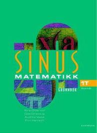 Sinus 1T: grunnbok i matematikk for Vg1 : studieforberedende program