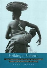 Striking a Balance: A Guide to Enhancing the Effectiveness of Non-governmenta…