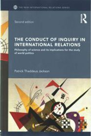 The Conduct of Inquiry in International Relations: Philosophy of Science and …