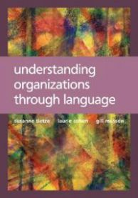 Understanding Organizations Through Language
