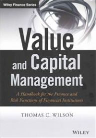 Value and Capital Management: A Handbook for the Finance and Risk Functions o…