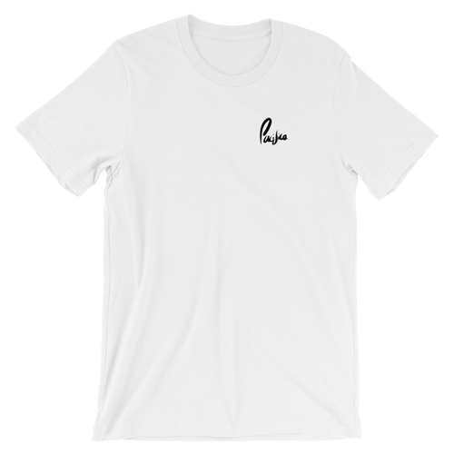 Pacifica Unisex T-Shirt in White