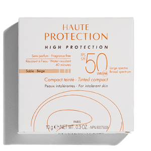 High Protection SPF50 Beige
