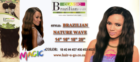Brazilian nature wave