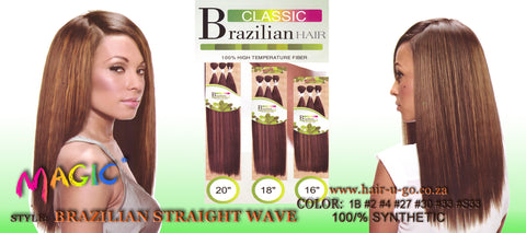 Brazilian straight wave