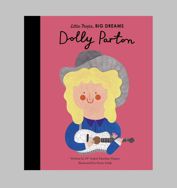 Dolly Parton: Little People Big Dreams