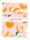 Oranges Notecards