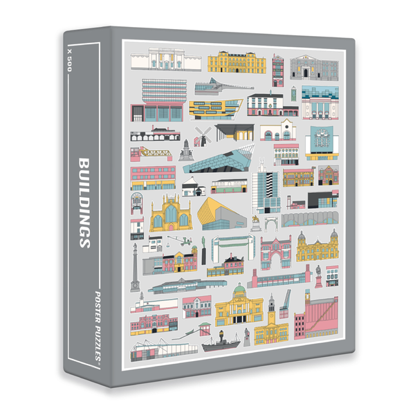 Buildings Jigsaw Puzzle