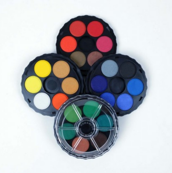 Watercolour Disk Compact Set