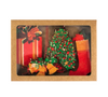 Traditional Christmas Wooden Decoration Pack