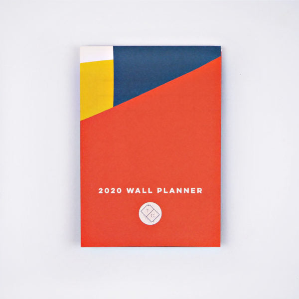 Overlay Shapes 2020 Wall Planner