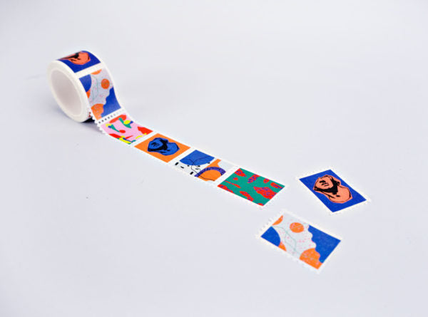 New York Stamp Washi Tape