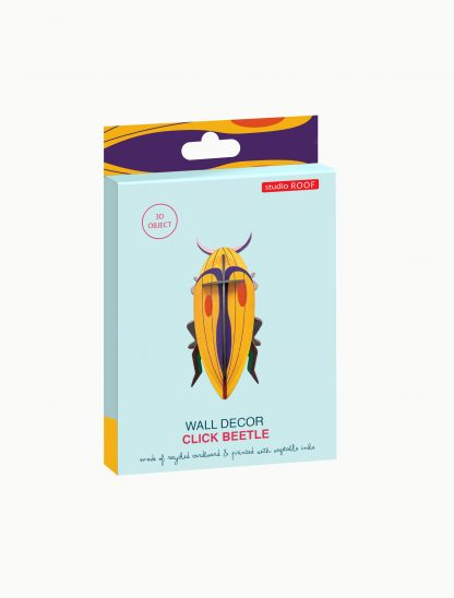 Click Beetle Wall Decoration