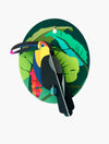 Exotic Bird Toucan Wall Decoration
