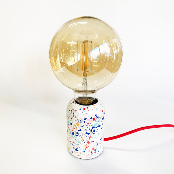 Royal Terrazzo Table Lamp