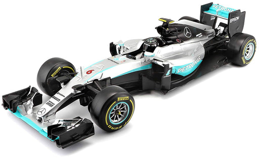 1:18 2016 Mercedes AMG Nico Rosberg Die Cast Model