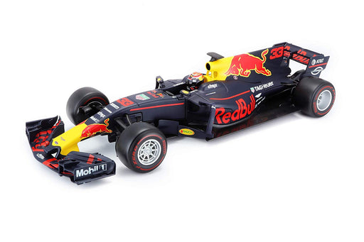 1:18 2017 F1 Red Bull Daniel Ricciardo Die Cast Model