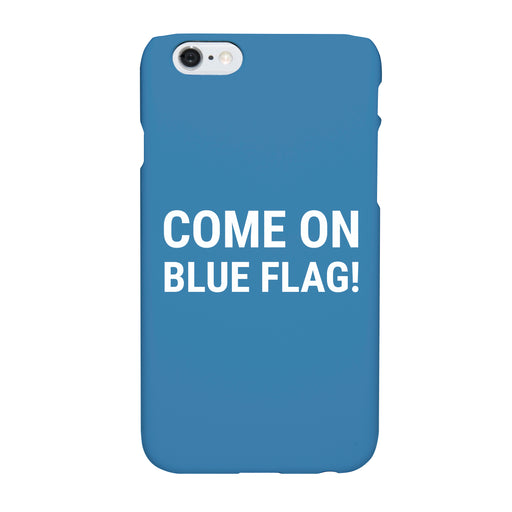 Blue Flag Phone Case