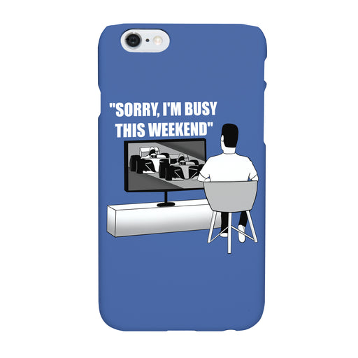 Busy Phone Case