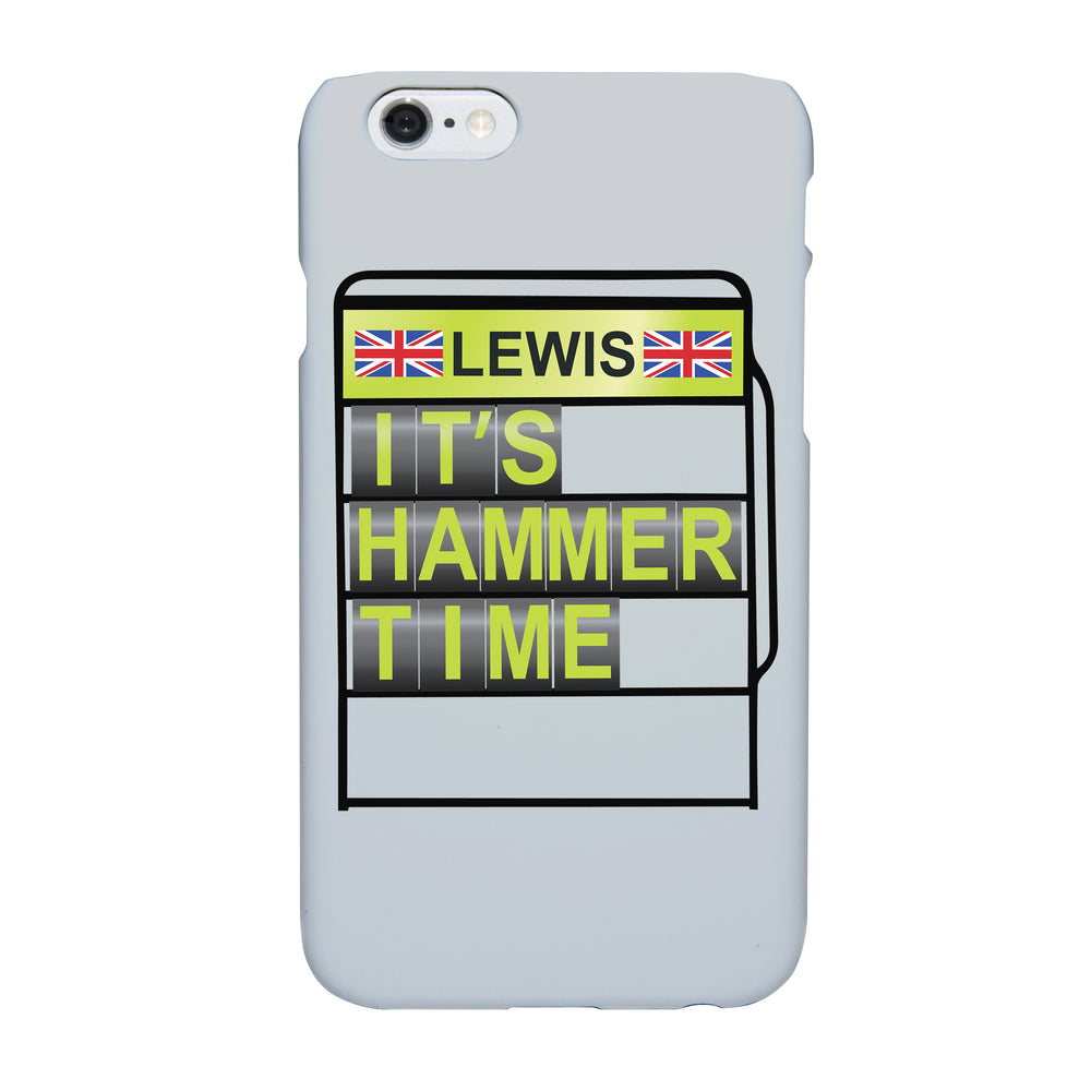 Hammer Time Phone Case