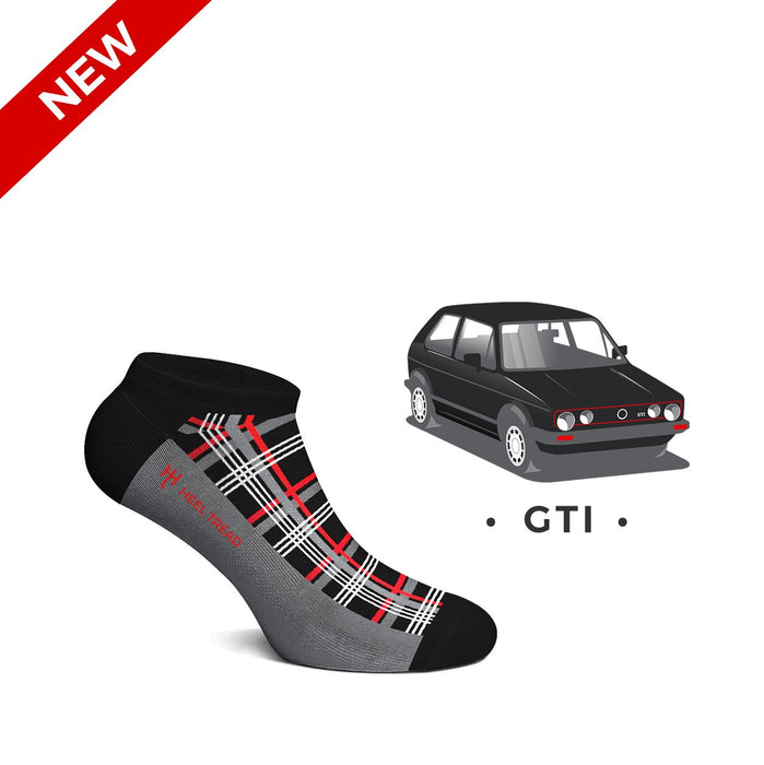 Volkswagen Golf GTI Low Socks