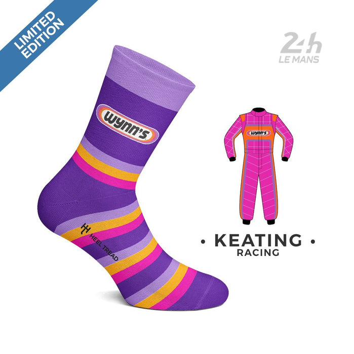 Le Mans 24h Keating Racing Socks