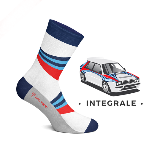 Lancia Integrale Socks
