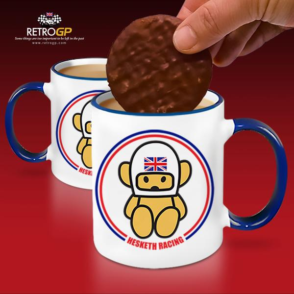 Official Hesketh Racing Mug